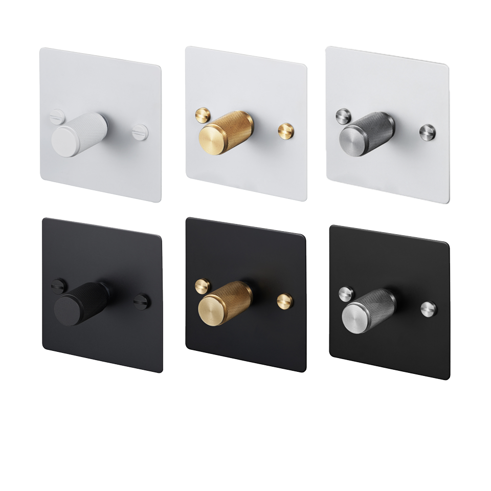 1G DIMMER SWITCH(WH/BL)