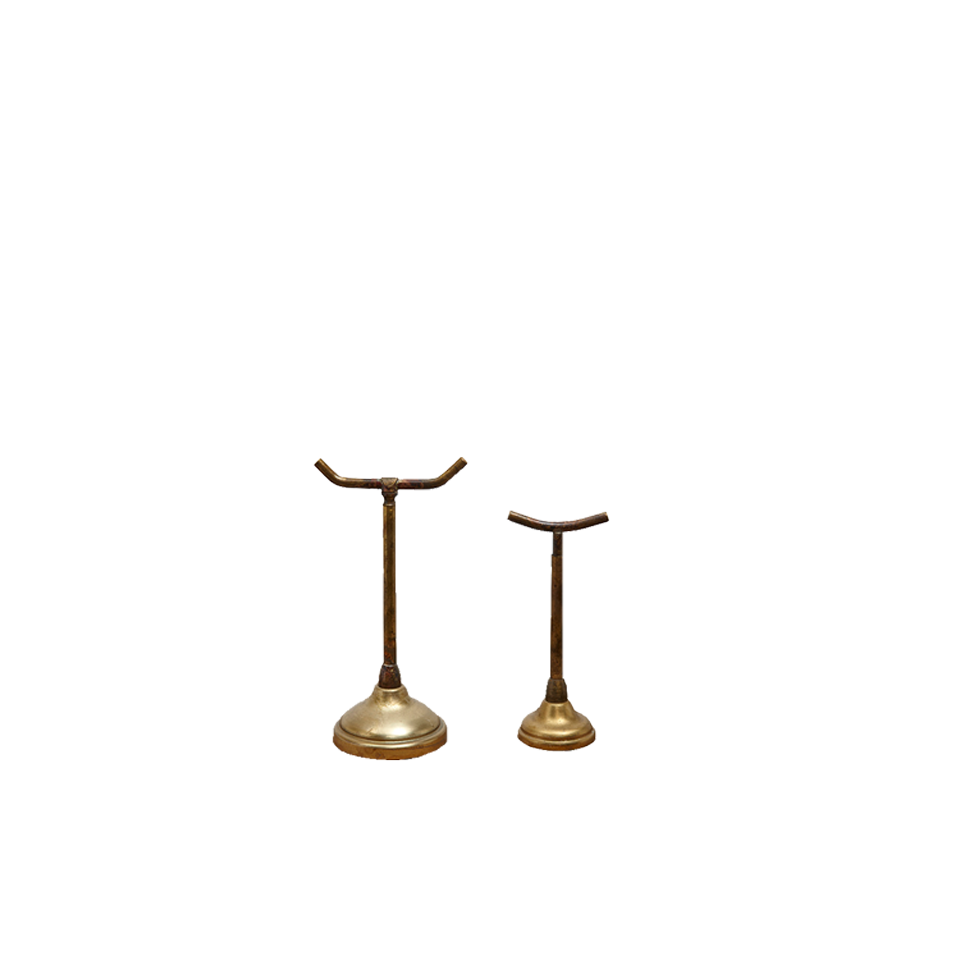 19 century style accessory stand