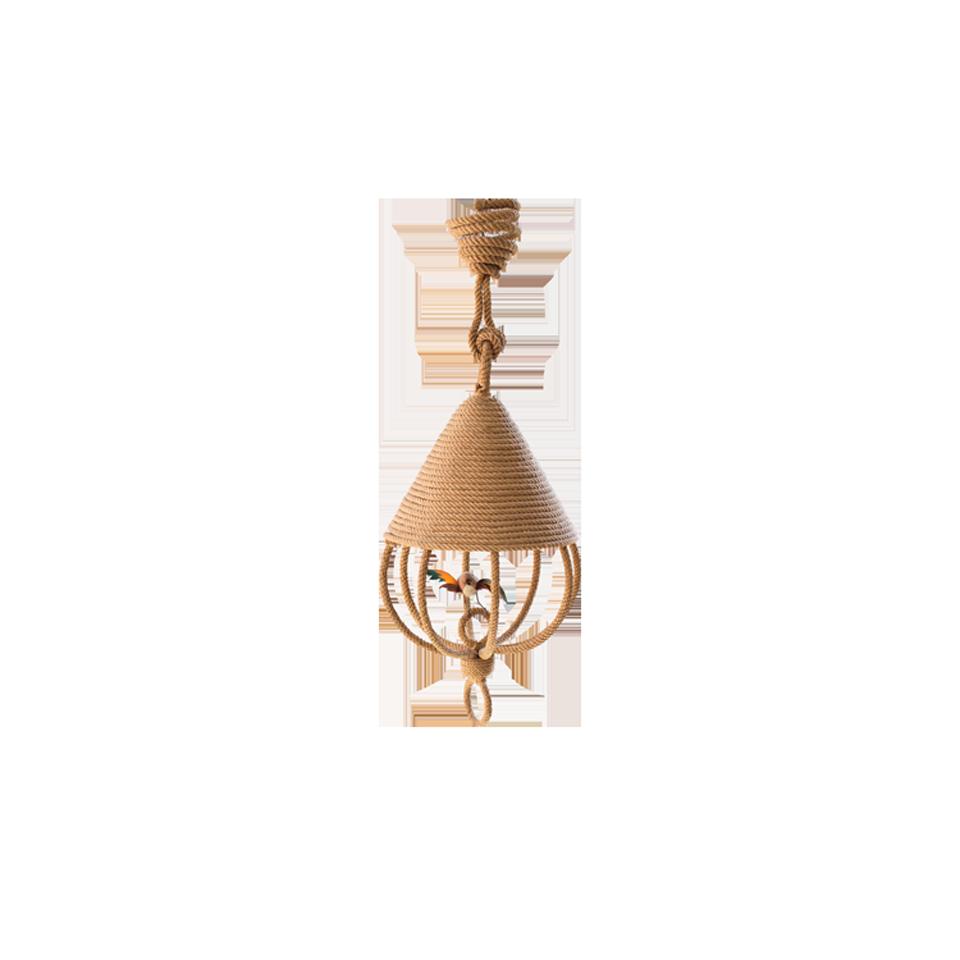 Audoux Minet Petit Oiseau Lamp