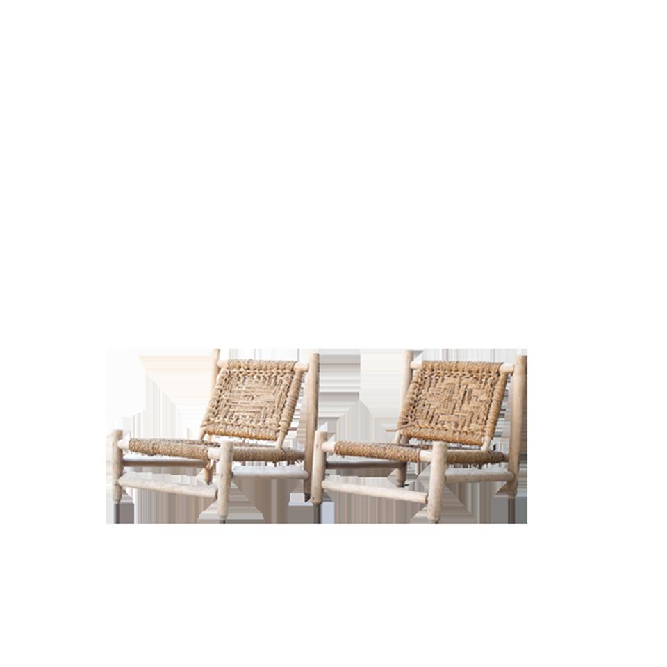 Audoux-Minet Arm Chair