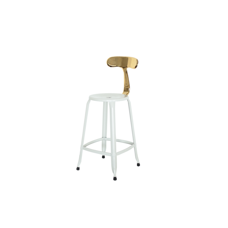 Swan Back High Chair GY Color