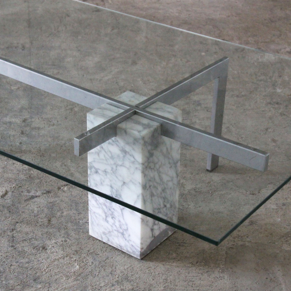 Italian Modern Grass Coffee Table