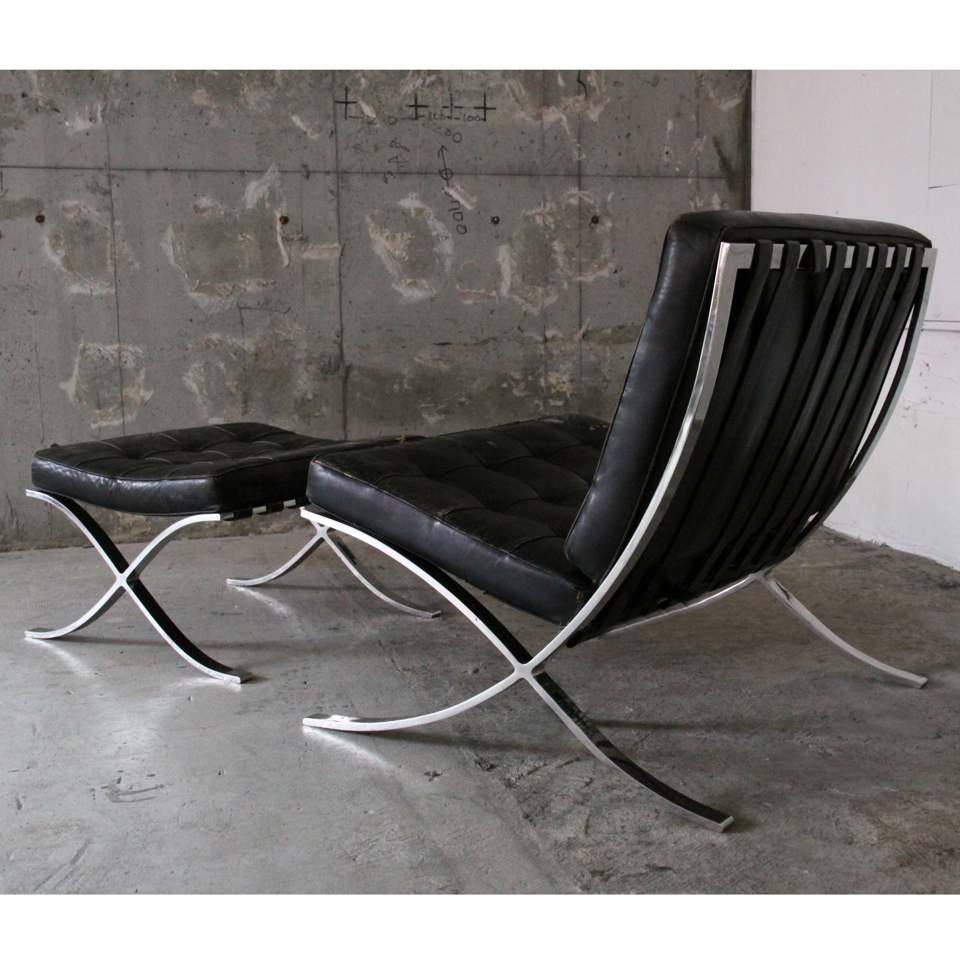 Mies van der Rohe Barcelona Chair for Knoll