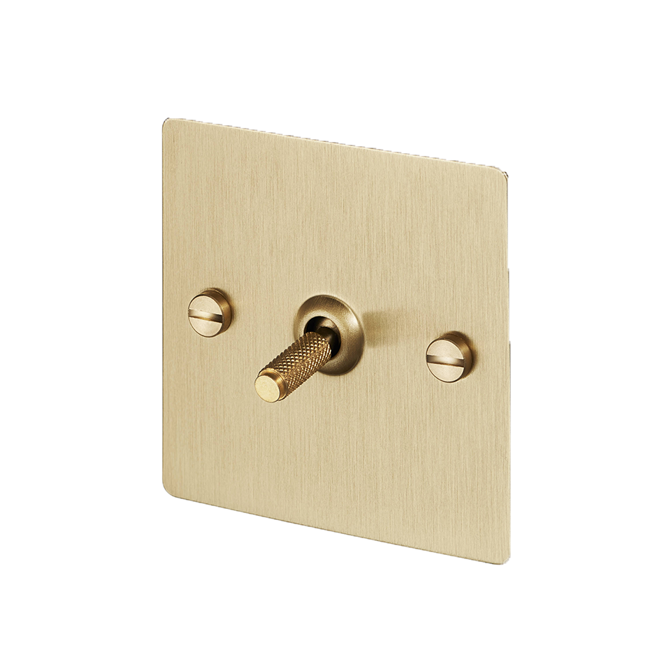 1G TOGGLE SWITCH(ST/BR)