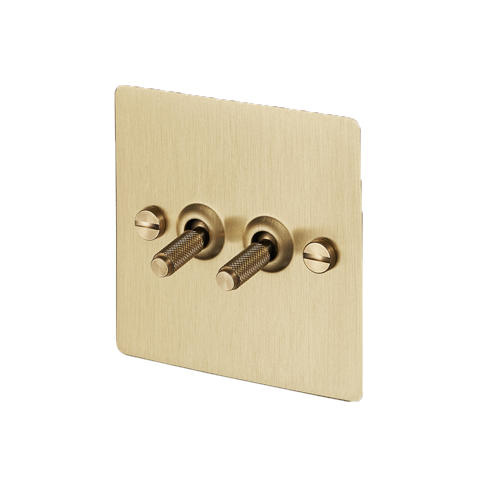 2G TOGGLE SWITCH(ST/BR)