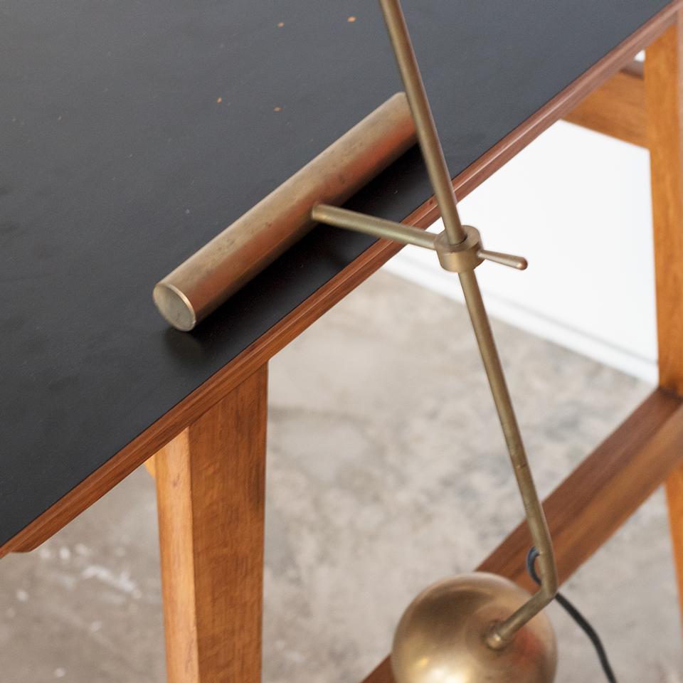 Stilnovo Counterweight Desk Lamp Yellow