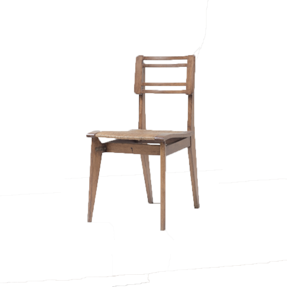 Pierre Cruege Dining Chair