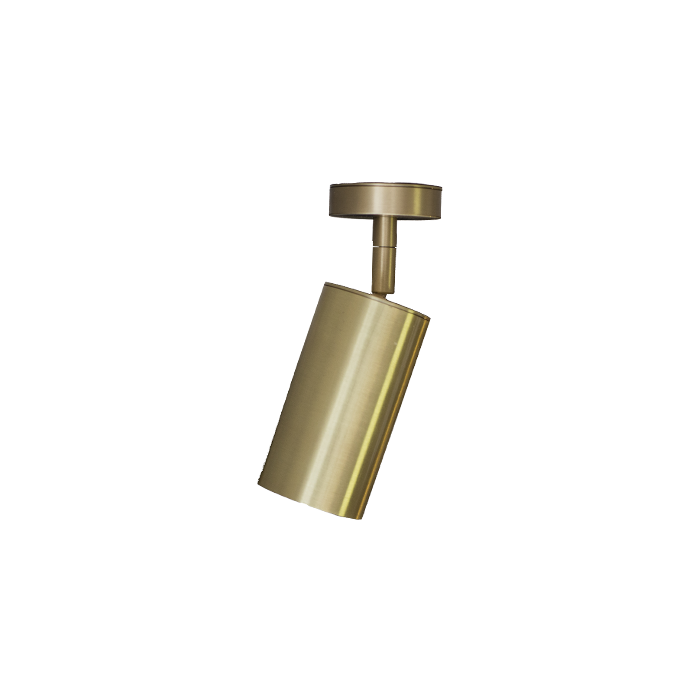 Brass Spot Lamp Simpe Form