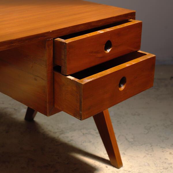 ピエール・ジャンヌレ デスク テーブル コルビュジェ