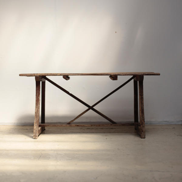 スペイン アンティーク テーブル