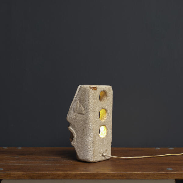 Albert Tormos テーブルランプ 彫刻