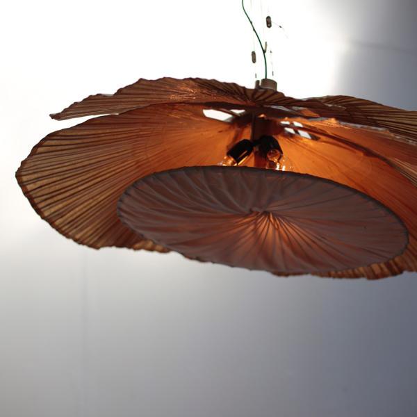 Huge Uchiwa Pendant Lamp by Ingo Maurer