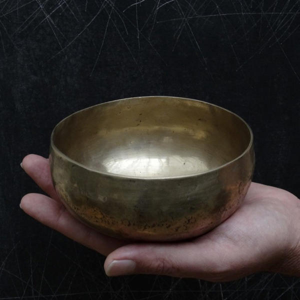 Small Bronze Bowl by x+l