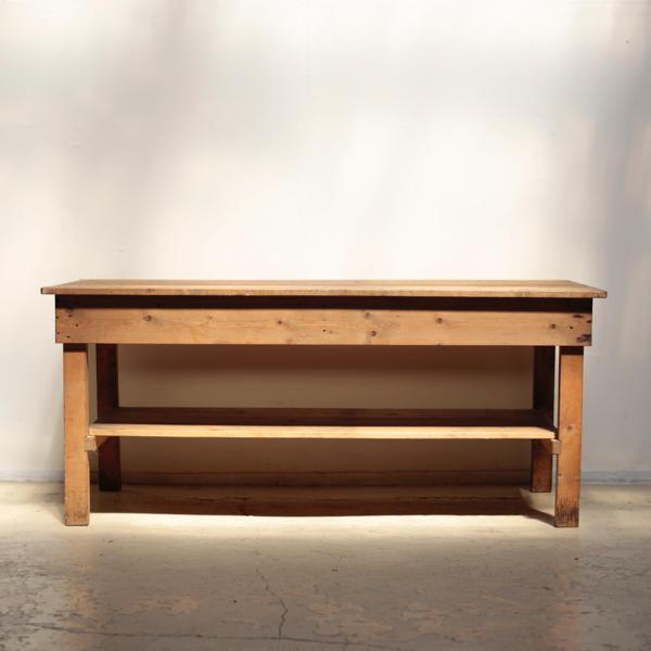 アンティーク ワークテーブル ダイニングテーブル