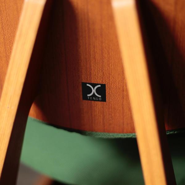 Lounge chair designed by Junzo Sakakura manufactured by Tendo Mokko