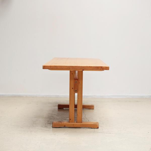 Charlotte Perriand Les Arcs Table ダイニングテーブル