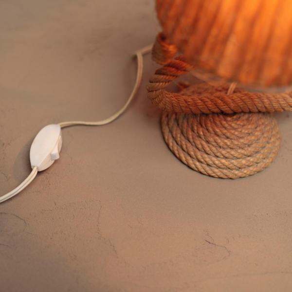 audoux-minet desk lamp ロープ ランプ