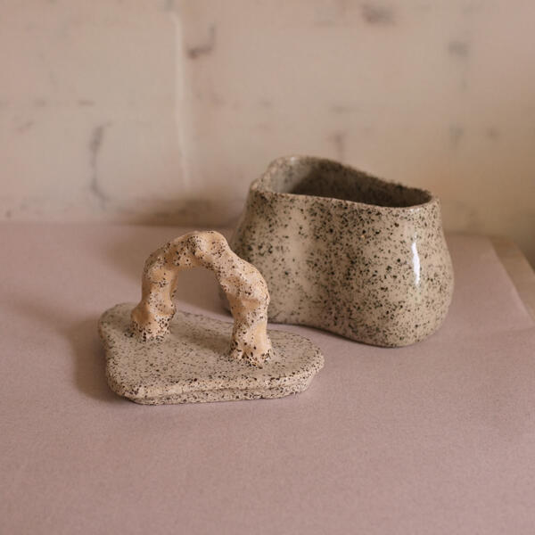 SIGRID VOLDERS 皿 陶器 ポット