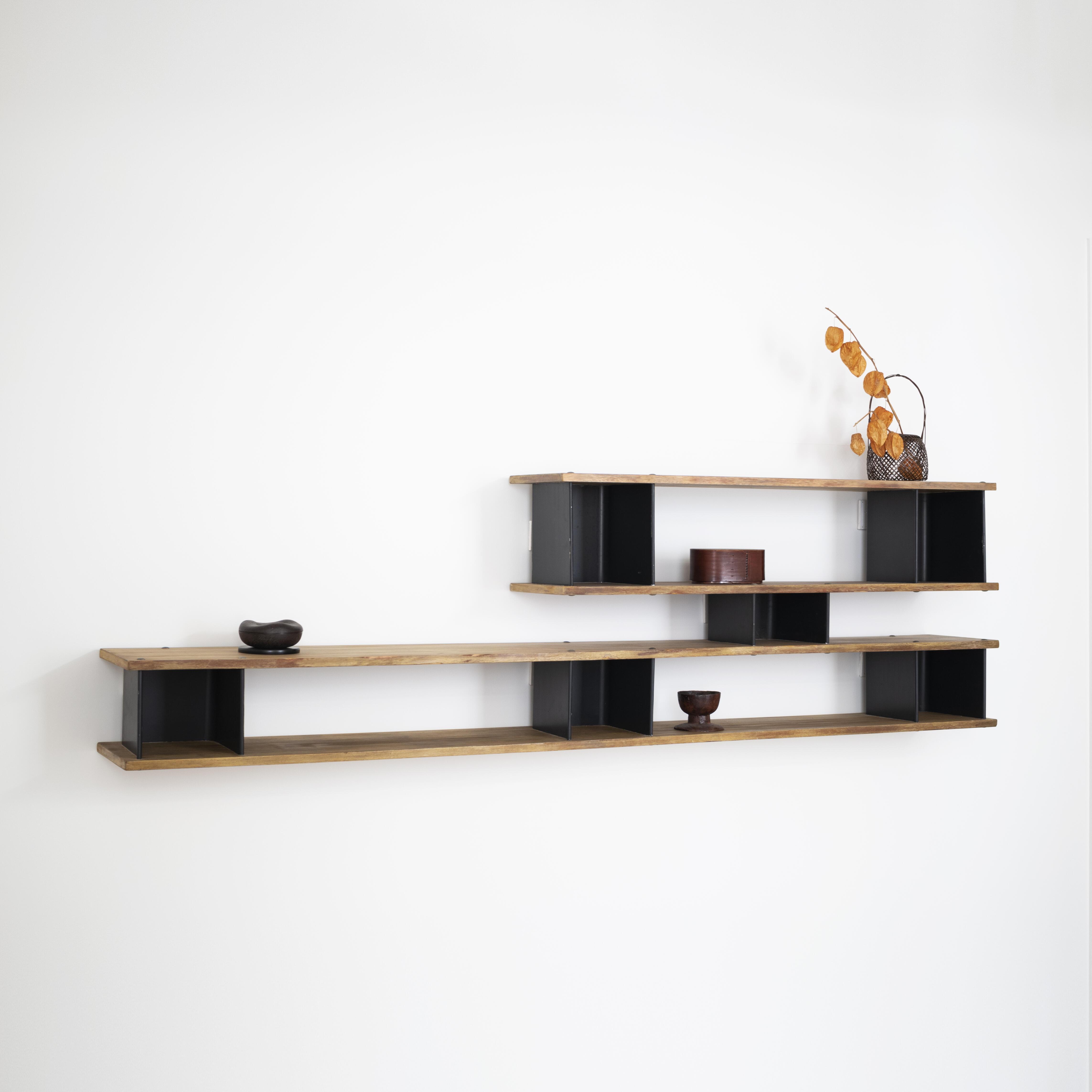 perriand wall shelf ペリアン シェルフ