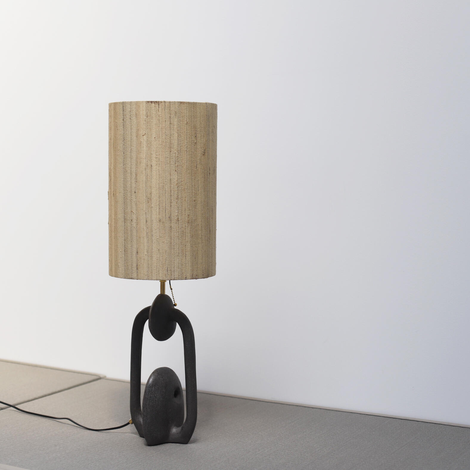 彫刻 照明 テーブルランプ コンテンポラリー