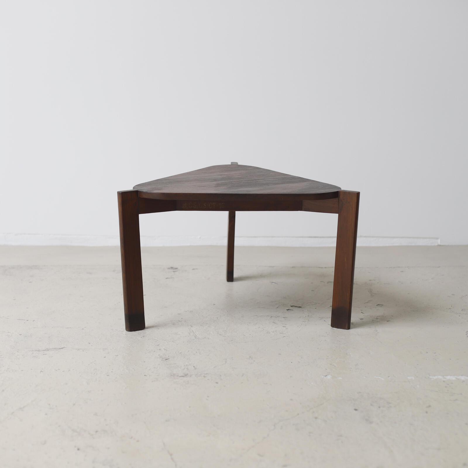 ピエール・ジャンヌレ コーヒーテーブル チャンディーガル
