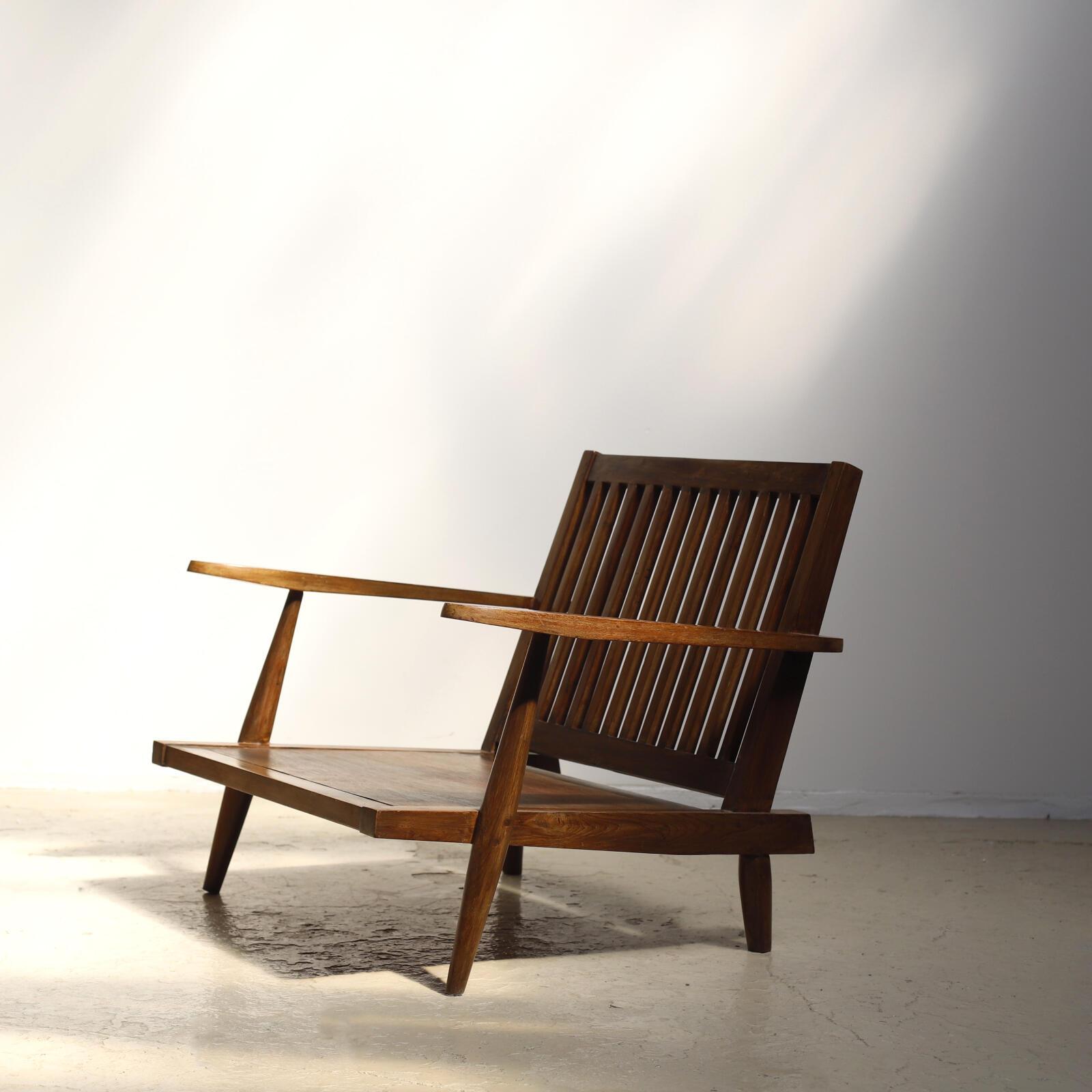 ジョージ・ナカシマ 椅子 ヴィンテージ