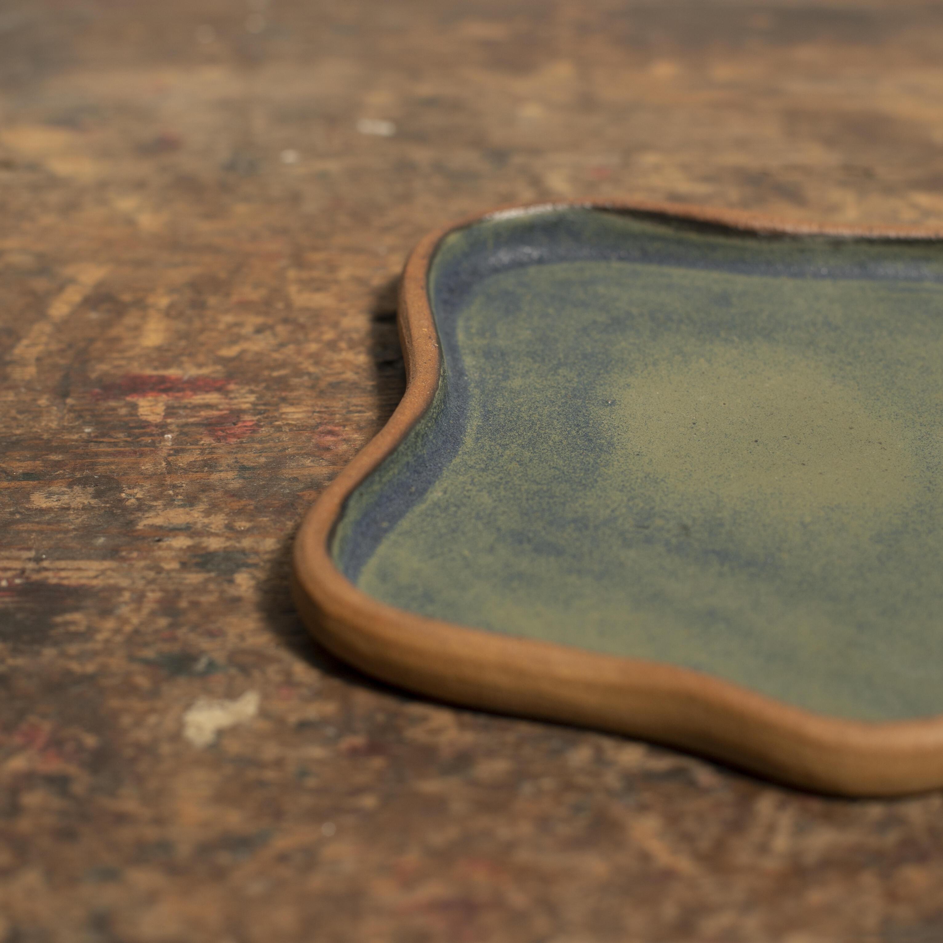 SIGRID VOLDERS 皿 陶器