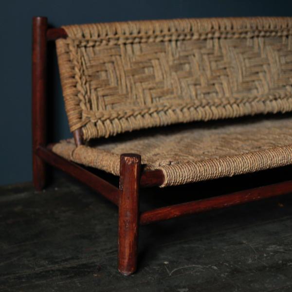audoux-minet bench vintage