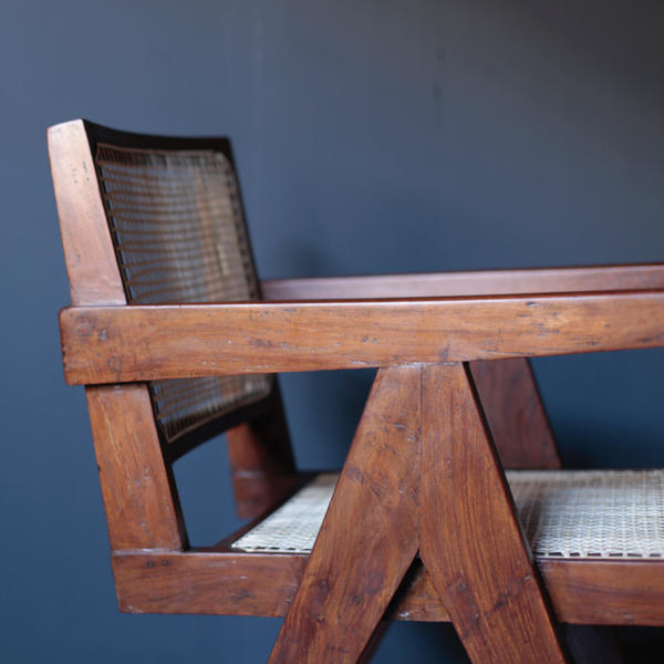 King Size Office Chair by Pierre Jeanneret