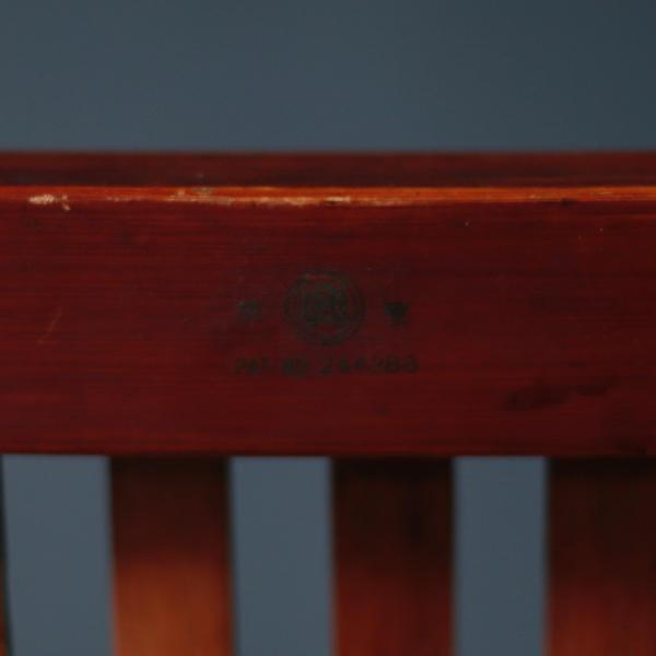 Bamboo Chair Ubunji Kidokoro Perriand