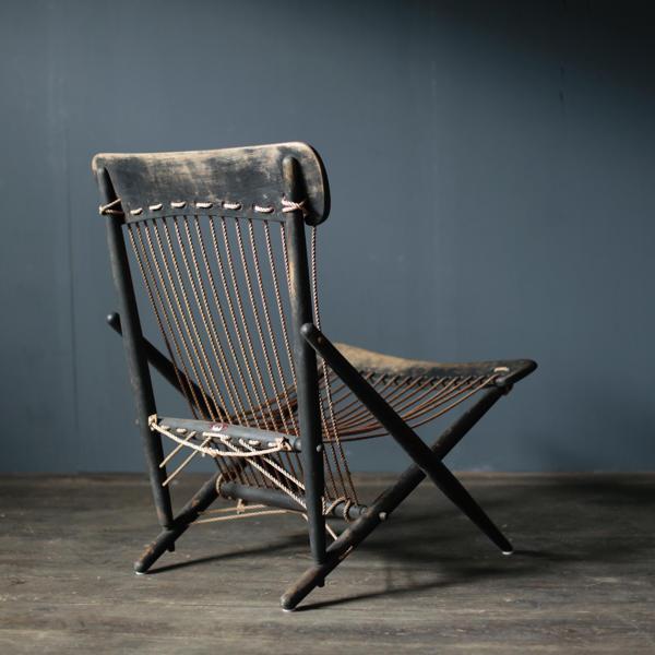 オールドマルニ maruni rope chair