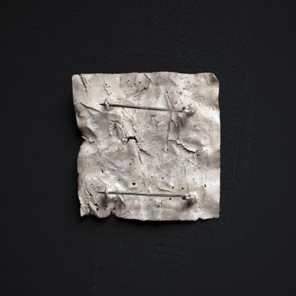 アートピース contemporary jewelry brooch