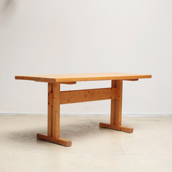 Charlotte Perriand Les Arcs Table ダイニングテーブル