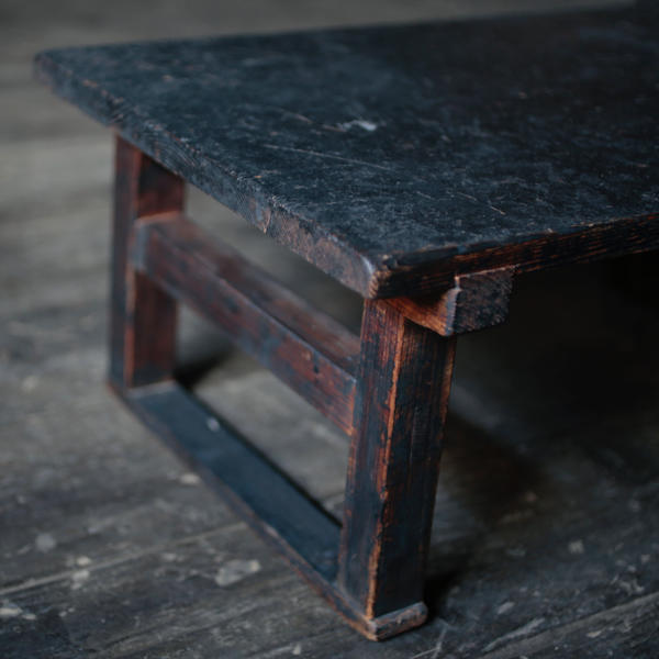18th Century Japanease Small Table