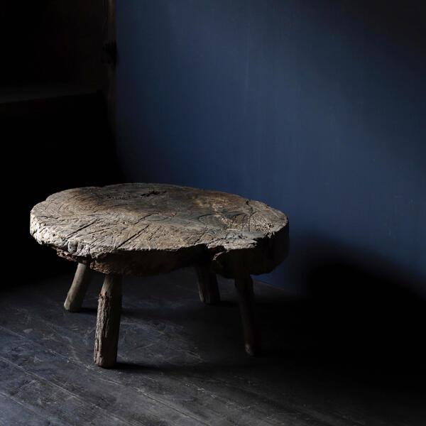 プリミティブ コーヒーテーブル アンティーク