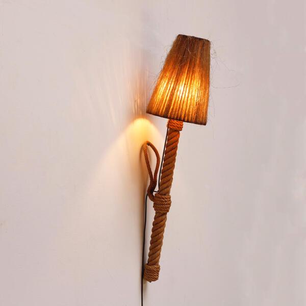 audoux-minet wall lamp ロープ ランプ