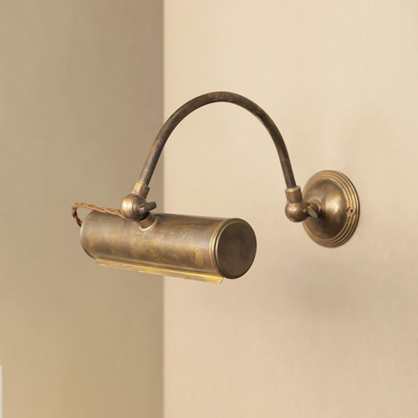 真鍮 モダン インダストリアル ウォールランプ