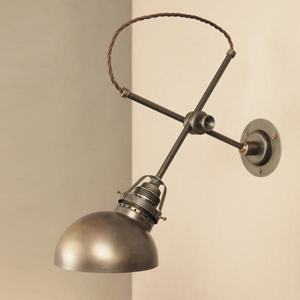 真鍮 ウォールランプ モダン インダストリアル