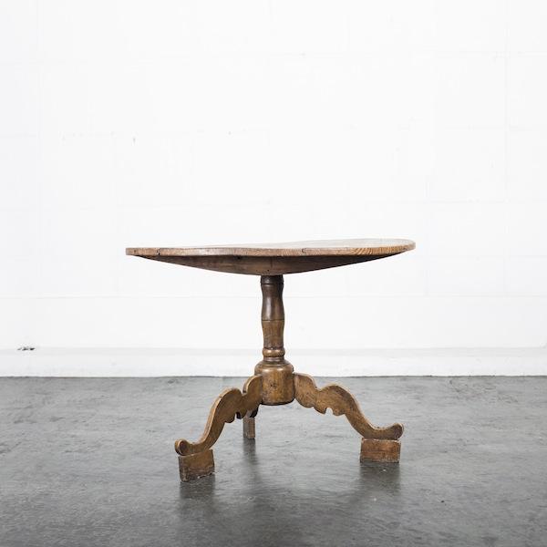 アンティーク ラウンドテーブル