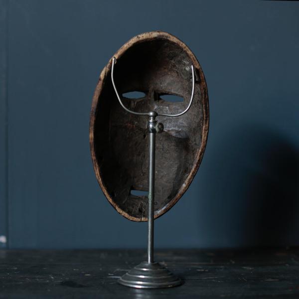 Antique African Wooden Mask OB1
