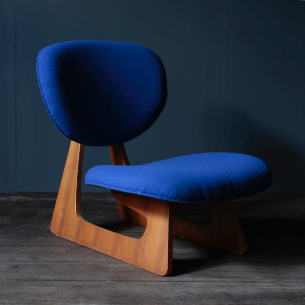 底座椅子 初期 Teiza Chair  by Junzo Sakakura for Tendo Mokko