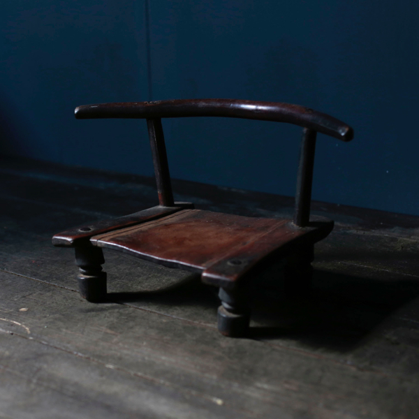 Antique Low Chair from China