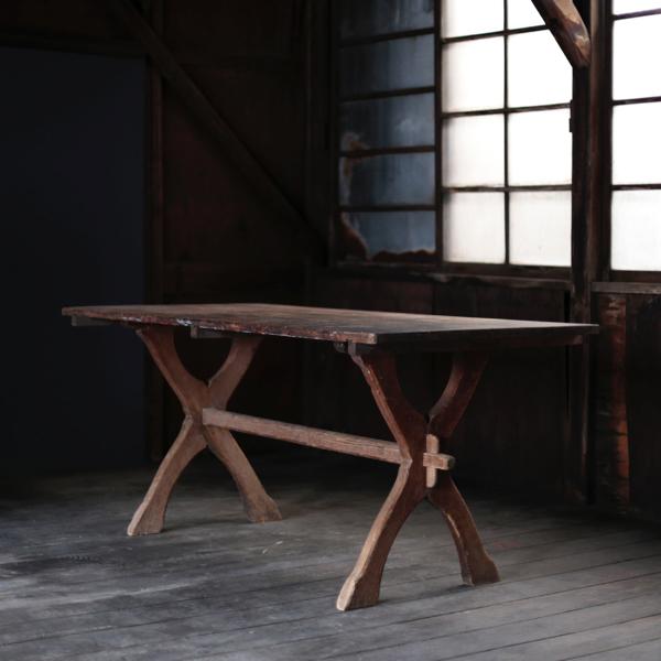 スウェディッシュ アンティーク テーブル