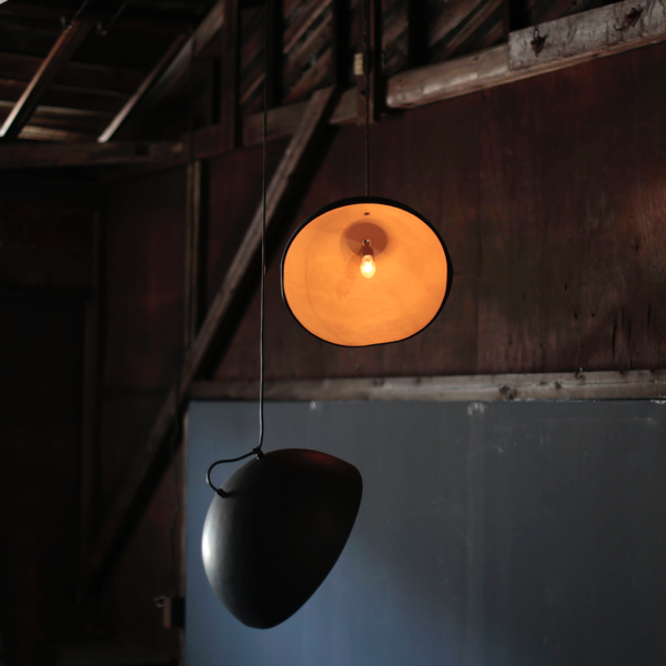 Gourd Pendant Light by x+l