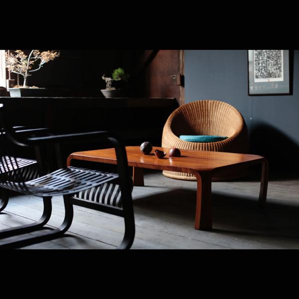 乾三郎 天童木工 テーブル