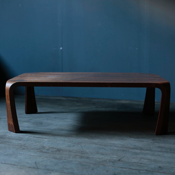 乾三郎  Coffee Table by Saburo Inui for Tendo Mokko