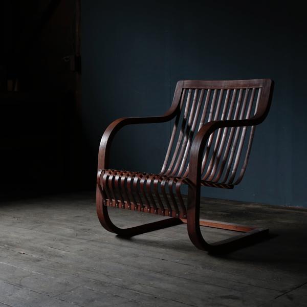 城所右文次 バンブーチェア Bamboo Chair by Ubunji Kidokoro