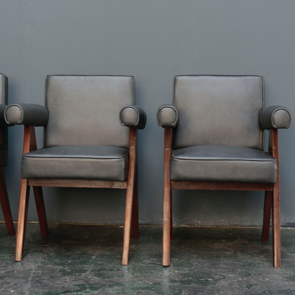 Committee Chairs by Pierre Jeanneret