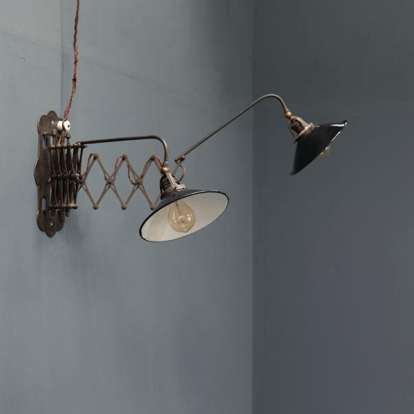 ブラケット インダストリアル アンティーク 照明