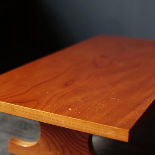 Isamu Kenmochi low table tendo mokko